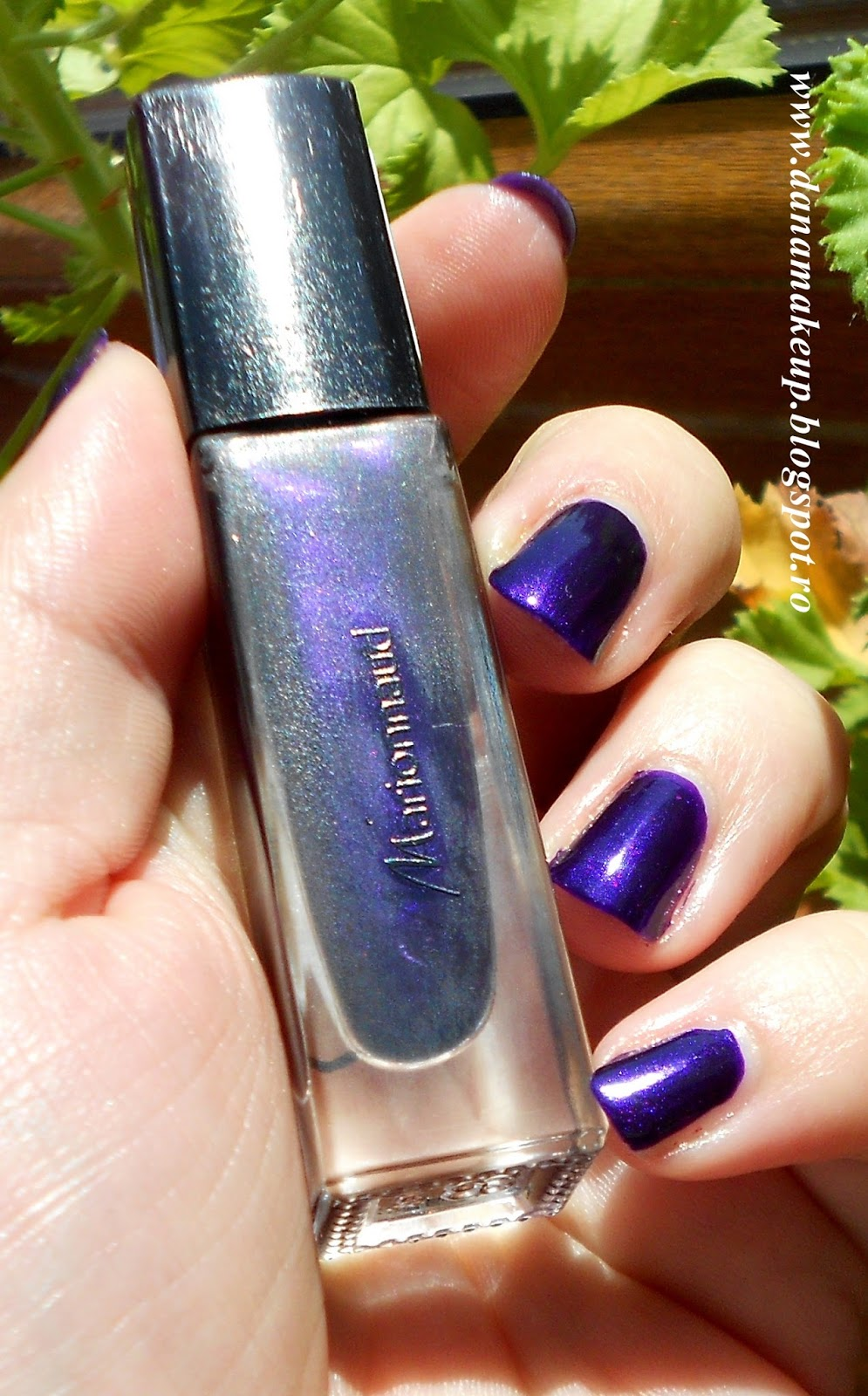 Marionnaud-Violet-NailPolish8