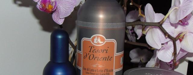 parfum tesori d`oriente
