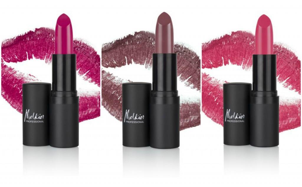 melkior lipstiks