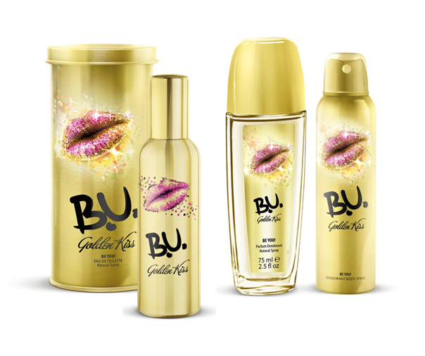 bu golden kiss