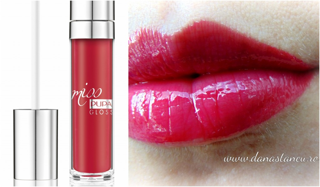 Gloss Pupa 305 Essential Red