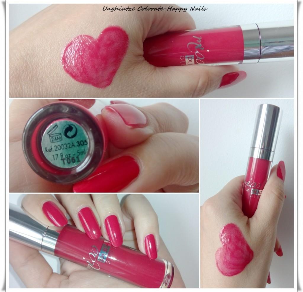 gloss rosu