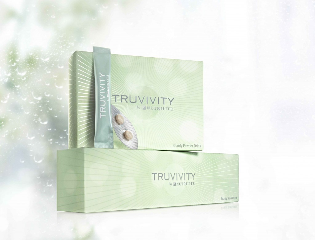 Truvivity by nutrilite amway