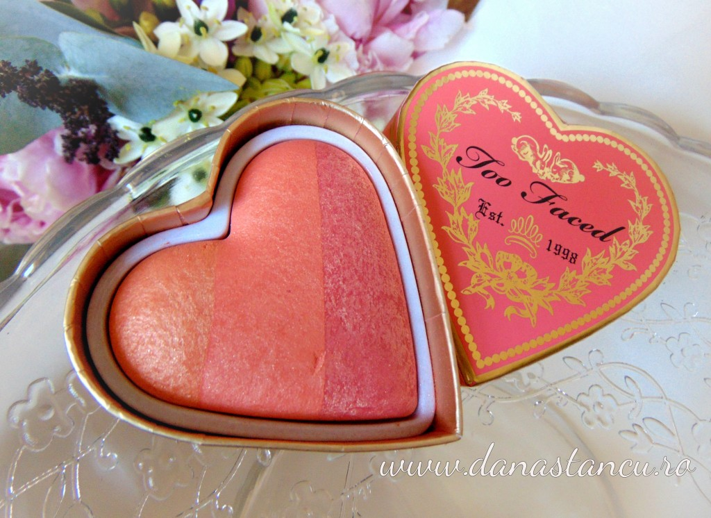Sweethearts Blush ten bronzat