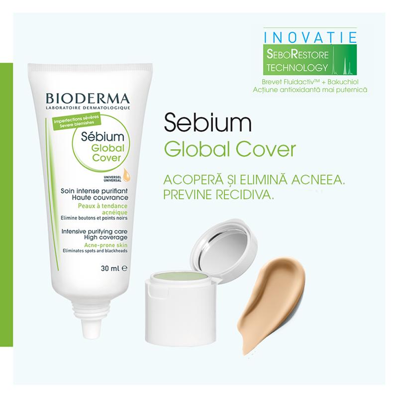 Sebium Global Cover Bioderma