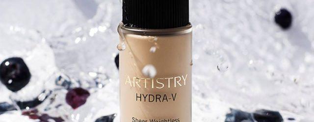 fond de ten lejer artistry hydra-V