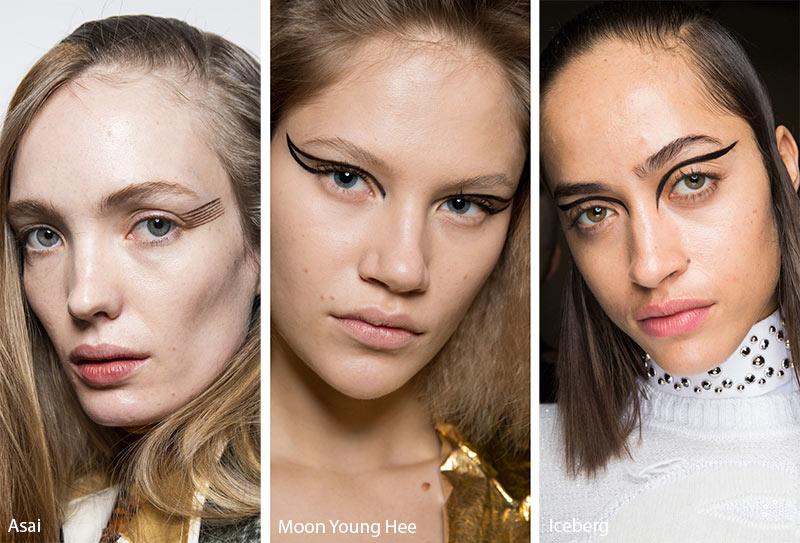 eyeliner creativ