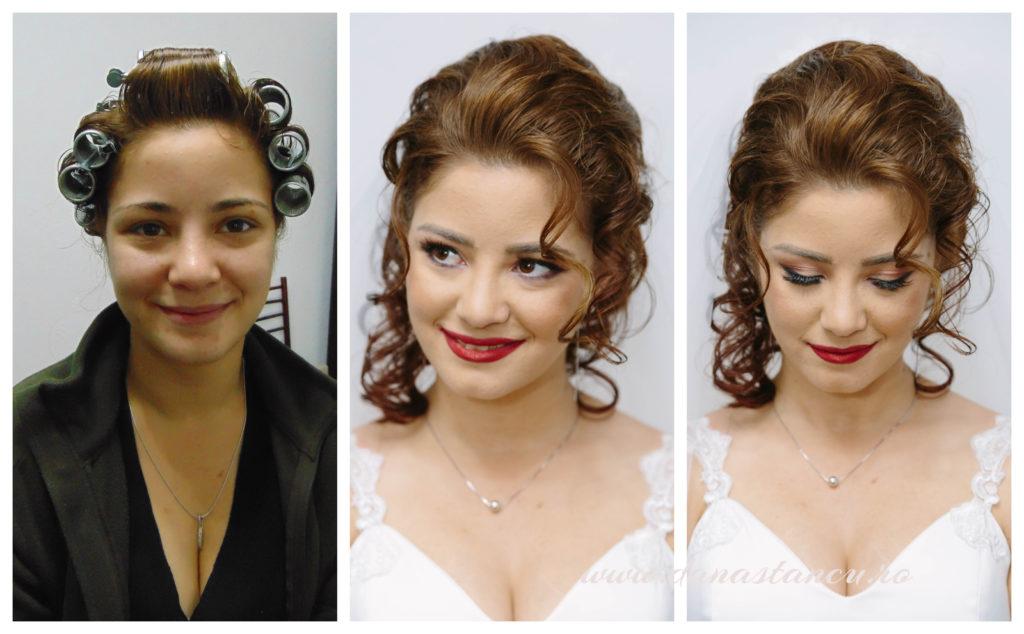 transformare makeup